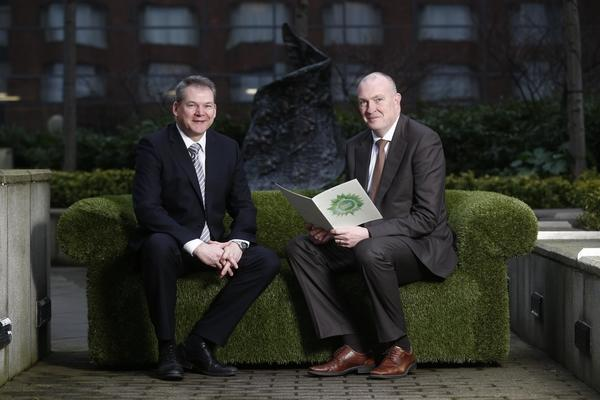 Veolia launched the circular revolution report in Ireland