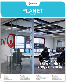 Planet Magazine producing and consuming energy differently