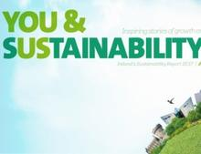 Veolia Ireland Sustainability Report 2017 cover image