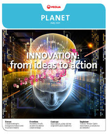 Cover of Planet Magazine 18 Innovation